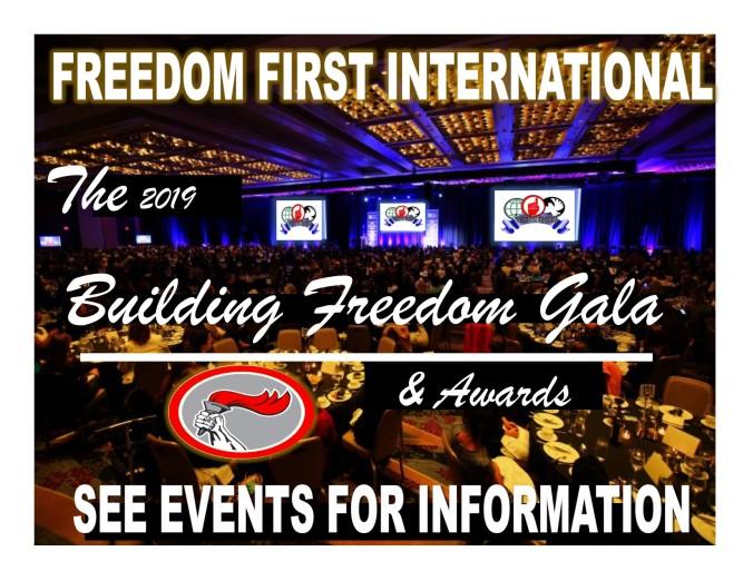 BUILDING FREEDOM GALA