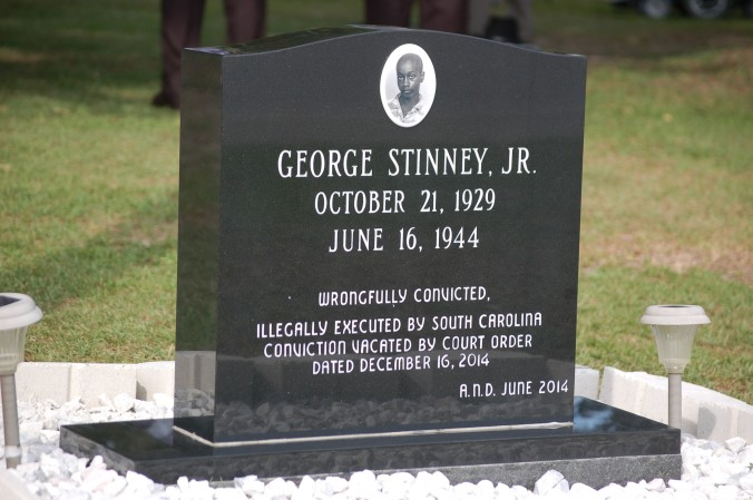 George Stinney Jr.